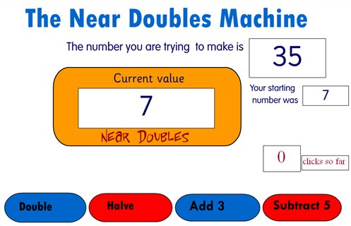 Crazy Counting Machine Crick Maths Zone Cool Learning Games