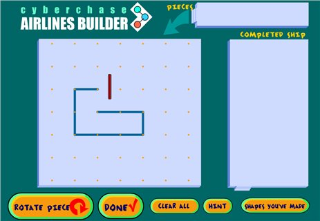 Spaceship Builder - PBS Kids - Maths Zone Cool Learning Games